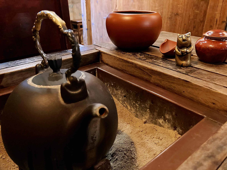 煮水器過去曾有玉書碨的美名